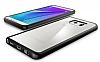 Spigen Ultra Hybrid Samsung Galaxy Note 5 Siyah Kılıf - Resim 2