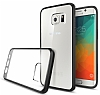 Spigen Ultra Hybrid Samsung Galaxy S6 Edge Plus Siyah Kılıf - Resim 7