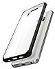 Spigen Ultra Hybrid Samsung Galaxy S6 Edge Plus Siyah Kılıf - Resim 6