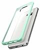Spigen Ultra Hybrid Samsung Galaxy S6 Edge Plus Yeşil Kılıf - Resim 6