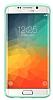Spigen Ultra Hybrid Samsung Galaxy S6 Edge Plus Yeşil Kılıf - Resim 2