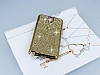 Eiroo Glows Samsung N7500 Galaxy Note 3 Neo Ta�l� Gold Rubber K�l�f - Resim: 2