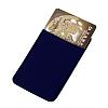 Telefon Arkası Lacivert Kartlık