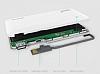 Totu Design 6000 mah Powerbank Dahili Micro USB Kablolu Beyaz Yedek Batarya - Resim 3