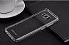 Totu Design Airbag Samsung Galaxy S8 Şeffaf Silikon Kılıf - Resim 4