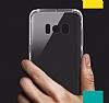 Totu Design Airbag Samsung Galaxy S8 Şeffaf Silikon Kılıf - Resim 2