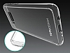 Totu Design Crystal Soft Samsung Galaxy S8 Plus Şeffaf Silikon Kenarlı Ultra İnce Rubber Kılıf - Resim 7