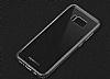 Totu Design Crystal Soft Samsung Galaxy S8 Plus Şeffaf Silikon Kenarlı Ultra İnce Rubber Kılıf - Resim 6