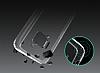 Totu Design Crystal Soft Samsung Galaxy S8 Şeffaf Siyah Silikon Kenarlı Ultra İnce Rubber Kılıf - Resim 2