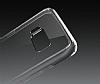 Totu Design Crystal Soft Samsung Galaxy S8 Şeffaf Siyah Silikon Kenarlı Ultra İnce Rubber Kılıf - Resim 4