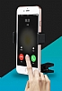 Totu Design CT04 Samsung Galaxy Note 5 Siyah Araç Havalandırma Tutucu - Resim 5