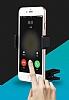 Totu Design CT04 Sony Xperia XA1 Siyah Araç Havalandırma Tutucu - Resim 6