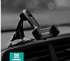 Totu Design CT05 Universal Vantuzlu Siyah Araç Tutucu - Resim 2