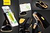 Totu Design CT12 Universal Vantuzlu Sarı Telefon Tutucu - Resim 16