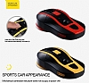 Totu Design CT12 Universal Vantuzlu Sarı Telefon Tutucu - Resim 8