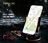 Totu Design CT12 Universal Vantuzlu Sarı Telefon Tutucu - Resim 7