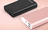 Totu Design Ease 10000 mAh Powerbank Rose Gold Yedek Batarya - Resim: 5