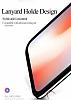 Totu Design Evoque Series iPhone X / XS Metal Bumper Çerçeve Dark Silver Kılıf - Resim 5