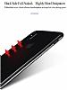 Totu Design Evoque Series iPhone X / XS Metal Bumper Çerçeve Dark Silver Kılıf - Resim 2