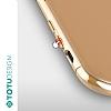 Totu Design Furios iPhone X 3ü 1 Arada Beyaz Rubber Kılıf - Resim 2