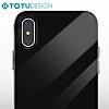 Totu Design Furios iPhone X / XS 3ü 1 Arada Gold Rubber Kılıf - Resim 1