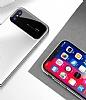 Totu Design Magic Mirror iPhone X Beyaz Rubber Kılıf - Resim 6