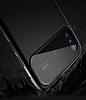 Totu Design Magic Mirror iPhone X / XS Siyah Rubber Kılıf - Resim 2