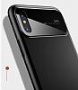 Totu Design Magic Mirror iPhone X / XS Beyaz Rubber Kılıf - Resim 2