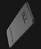 Totu Design Samsung Galaxy A5 2017 Standlı Karbon Siyah Rubber Kılıf - Resim 3