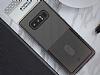 Totu Design Samsung Galaxy Note 8 Kartlıklı Siyah Rubber Kılıf - Resim 1