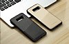Totu Design Samsung Galaxy S8 Kartlıklı Pembe Rubber Kılıf - Resim 3