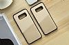 Totu Design Samsung Galaxy S8 Kartlıklı Gold Rubber Kılıf - Resim 1