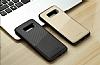 Totu Design Samsung Galaxy S8 Plus Kartlıklı Gold Rubber Kılıf - Resim 2