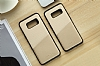 Totu Design Samsung Galaxy S8 Plus Kartlıklı Gold Rubber Kılıf - Resim 1