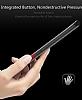 Totu Design Samsung Galaxy S8 Standlı Karbon Siyah Rubber Kılıf - Resim 5