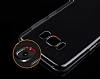 Totu Design Soft Series Samsung Galaxy S8 Plus Şeffaf Silikon Kılıf - Resim 3