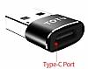 Totu Design Type-C Girişi USB Grişine Dönüştürücü Adaptör - Resim 2