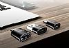 Totu Design Type-C OTG Siyah Dönüştürücü Adaptör - Resim 1