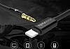 Totu Design Lightning 3.5mm Siyah Aux Kablo 1m - Resim 9