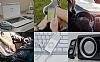 Totu Design Lightning 3.5mm Siyah Aux Kablo 1m - Resim 3