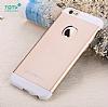 Totu Design Knight iPhone 6 Plus / 6S Plus Metal Siyah Kılıf - Resim 3