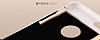 Totu Design Knight iPhone 6 Plus / 6S Plus Metal Siyah Kılıf - Resim 9