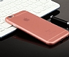 Totu Design Zero Series iPhone 6 / 6S Ultra İnce Rose Gold Rubber Kılıf - Resim: 2