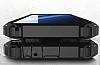 Tough Power Samsung Galaxy A6 2018 Ultra Koruma Siyah Kılıf - Resim 3