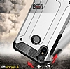 Tough Power Xiaomi Mi 8 SE Ultra Koruma Siyah Kılıf - Resim 2