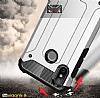 Tough Power Xiaomi Mi 8 Ultra Koruma Siyah Kılıf - Resim 2