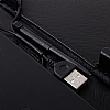 Universal 7 inç Klavyeli Tablet Siyah Kılıf - Resim 2