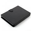 Universal 7 inç Klavyeli Tablet Siyah Kılıf - Resim 4