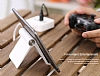 Universal Siyah Ayarlanabilir Telefon ve Tablet Standı - Resim 5