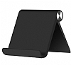 Universal Siyah Ayarlanabilir Telefon ve Tablet Standı - Resim 2